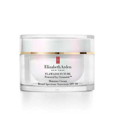Elizabeth Arden FLAWLESS FUTURE Powered by Ceramide™ Moisture Cream Broad Spectrum Sunscreen SPF 30