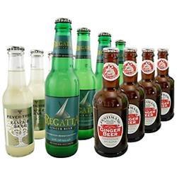 Kegworks Premium Ginger Beer Sample Pack - Set of 12