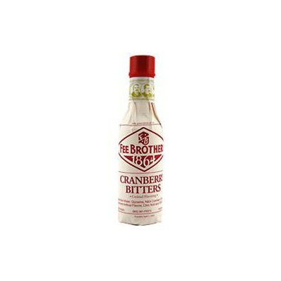 Fee Brothers Cranberry Bitters - 4 oz