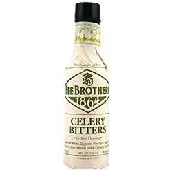 Fee Brothers Celery Cocktail Bitters - 4 oz