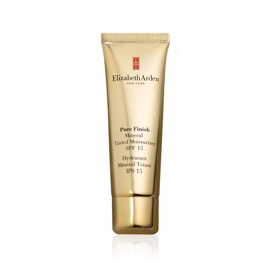 Elizabeth Arden Pure Finish Mineral Tinted Moisturizer Broad Spectrum Sunscreen SPF 15