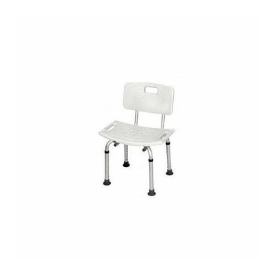 Revolution Mobility Shower Bench with Back