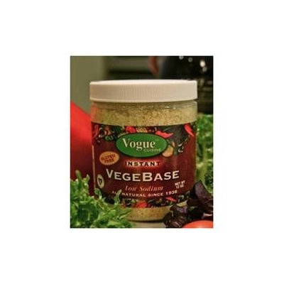Vogue Cuisine Foods Vogue Cuisine Instant VegeBase Seasoning - 12 oz - Vegan