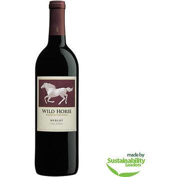 Wild Horse Merlot Wine, 750 ml