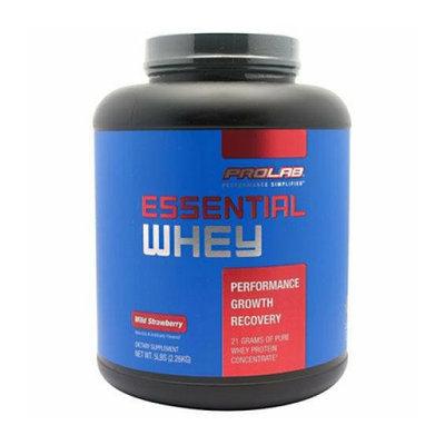 ProLab Nutrition Pure Whey Powder Strawberry 5 Lb.