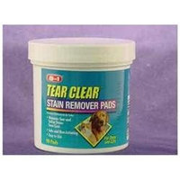 8 in 1 Pet Products Tear Clear Eye Wipes (90 pieces)