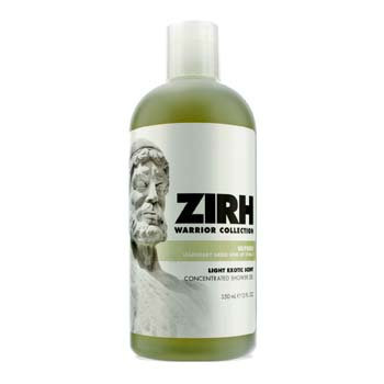 Zirh Warrior Collection Concentrated Shower Gel, Ulysses, 12 fl oz