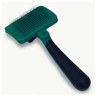 Safari Pet Coastal Pet Products CSFW419 Safari Self Clean Slicker Cat Brush