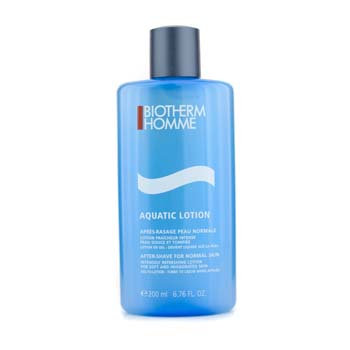 Biotherm - Homme Aquatic After Shave Lotion (Normal Skin) 200ml/6.76oz