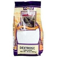 NOW Foods - Dextrose Corn Sugar - 32 oz.