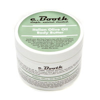 c. Booth Italian Olive Oil Body Butter
