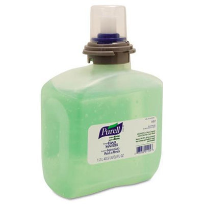 PURELL Advanced TFX Gel Instant Hand Sanitizer Refill w/Aloe, 1200mL