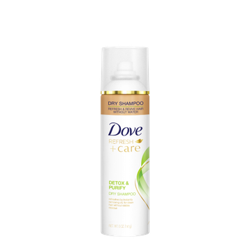Dove Detox And Purify Dry Shampoo