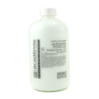 Academie 100% Hydraderm Peeling Cleanser 2 in 1 (Salon Size) 500ml/16.9oz
