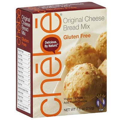 Chebe Cheese Bread Mix, 7.5 oz, (Pack of 8)