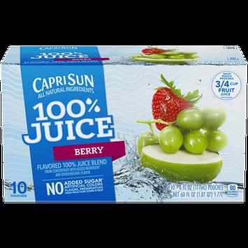 Capri Sun  Juice Berry