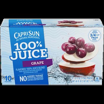 Capri Sun® Juice Drink Grape