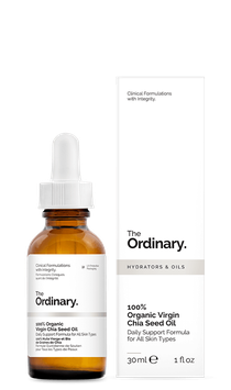 The Ordinary. 100% Organic Virgin Chia Seed Oil