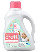 Dreft Stage 2 Active Baby Liquid Detergent