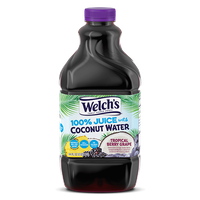 Welch's® 100% Juice With Coconut Water Tropical Berry Grape