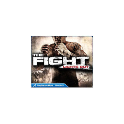 Sony Computer Entertainment The Fight Lights Out - Rigged Betting Pack DLC
