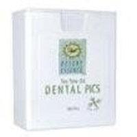 Desert Essence Dental Pics with Tea Tree Oil
