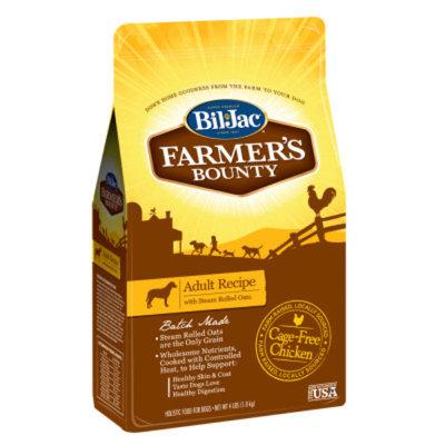 Bil-JacA Farmer's Bounty Adult Dog Food