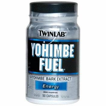 Twinlab Yohimbe Fuel 50 Caps