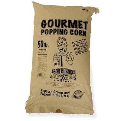 Great Northern Popcorn Yellow Gourmet Popcorn 50 Pound Bulk Bag Premium Grade