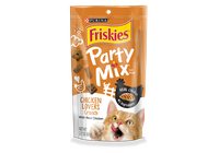 Friskies® Party Mix™ Crunch Chicken Lovers Crunch With Real Chicken
