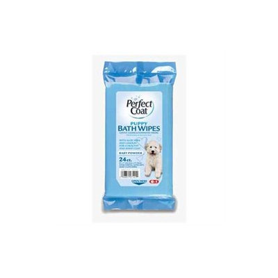 Topdawg Pet Supply 8 In 1 Pet Products DEOJ7121 Bath Wipes Puppy