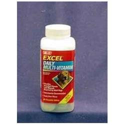 8 In 1 Excel Adult Dog Multi Vitamin / Size (60 ct)