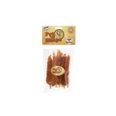 Pet Ventures PN10804 4 Oz Chik Skewers Treat