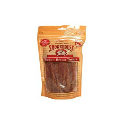 Smokehouse Pet Products 8 Oz Chicken Breast Tenders 25134