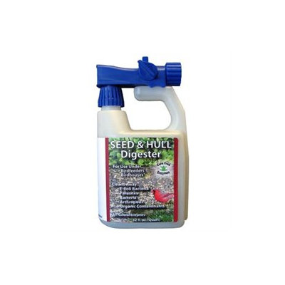 Care Free Enzymes CF94720 Seed Hull Protector 32 oz