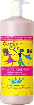 Curls Curly Q's Gel-les'c, 32 oz.