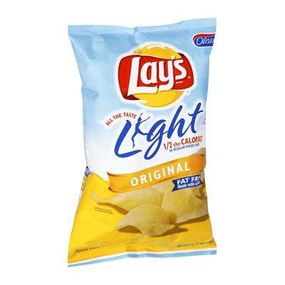 Lay's Light Original Fat Free Potato Chip