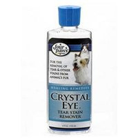 Four Paws Crystal Eye Tear Stain Remover - 8 fl oz