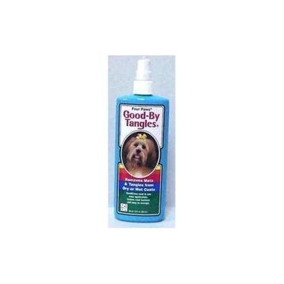 Four Paws Pet Good By Tangles 12 Oz