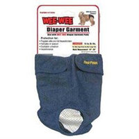 Four Paws Pet Dog Wee Wee Diaper Garment Large