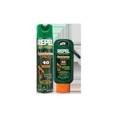 Repel Sportsmen Max Formula Lotion 40% DEET, 4 oz