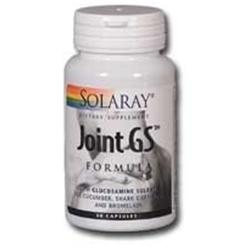 Solaray Joint Gs Formula - 30 Capsules - Other Supplements