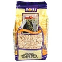 NOW Foods Organic Rolled Oats - 2 pk.