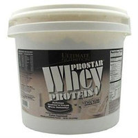 Ultimate Nutrition Prostar 100% Whey Protein - 10 Lbs. - Cookies Cream