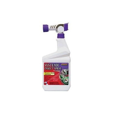 Bonide Products 939 Systemic Insecticide Rts Quart