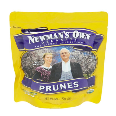 Newman's Own Organics 6oz Prunes