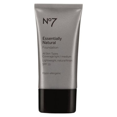 No7 Essentially Natural Foundation
