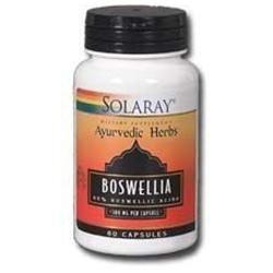 Solaray - Ayurvedic Herbs Boswellia 300 mg. - 60 Capsules