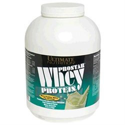 Ultimate Nutrition Prostar 100% Whey Protein - 5 Lbs. - Natural