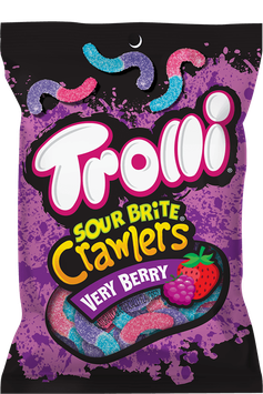 Trolli® Sour Brite Crawlers Very Berry